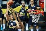 """Turkijos jaunimo čempionate """"Fenerbahce"""" talentas pelnė net 91 tašką"""