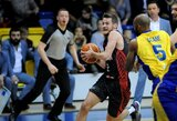 Š.Vasiliauskas žaidė rezultatyviai prieš Eurolygos klubą