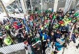 """Savaitgalį praūžusio """"LTeam olimpinio žiemos festivalio"""" skaičiai ir faktai"""
