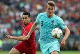 """""""Sky Sports"""": M.De Ligtas sutiko persikelti į """"Juventus"""", atskleistos ir būsimo kontrakto detalės"""