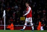 """M.Ozilas neplanuoja palikti """"Arsenal"""""""