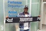 """Oficialu: """"Juventus"""" įsigijo PSG saugą B.Matuidi"""