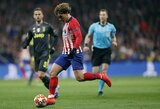 """""""Atletico"""" ketina imtis teisinių veiksmų prieš """"Barcelona"""" dėl situacijos su A.Griezmannu"""