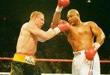G.Foremanas: apie M.Tysono galimybes vėl tapti pasaulio čempionu ir šansų neturintį A.Joshua
