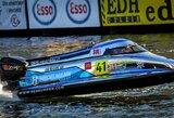 E.Riabko Pasaulio čempionato etape Norvegijoje – 8-as
