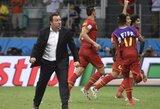 """M.Wilmotsas: """"Laimėjome pelnytai"""" (+ J.Klinsmanno komentaras)"""