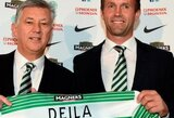 """Oficialu: """"Celtic"""" turės naują trenerį"""