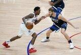 """""""Clippers"""" reabilitavosi po 51 taško pažeminimo"""