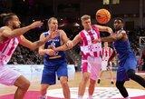 """17 kartų suklydęs """"Neptūnas"""" neatsilaikė prieš """"Telekom Baskets"""""""