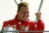 Žymus vokiečių gydytojas tiki, kad M.Schumacheris dar gali atsigauti