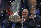 """R.Benitezas: """"Įveikėme labai gerą klubą"""" (+ 5 komentarai)"""