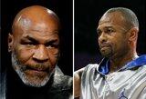 M.Tysoną ir R.Jonesą erzina Kalifornijos atletikos komisijos pareiškimai: boksininkai nori rimtos kovos, o ne šou