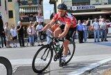 Antrajame dviračių lenktynių Olandijoje etape E.Juodvalkis pranoko R.Navardauską