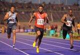 Sprinteris T.Gay'us Jamaikoje pasiekė geriausią sezono rezultatą pasaulyje