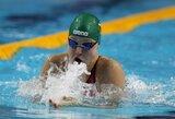 Dar vieną Europos rekordą pasiekusi R.Meilutytė šventė pergalę Ispanijoje! (atnaujinta)