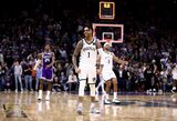 """Fantastika: """"Nets"""" ketvirtajame kėlinyje panaikino 25 taškų deficitą ir laimėjo paskutinę sekundę"""