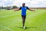 """""""Borussia"""" puolėjas M.Batshuayi: """"Tikiuosi, kad U.Boltas manęs nepakeis"""""""