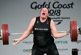 Translyčiams sportininkams – blogos naujienos