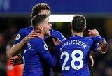 """Anglijos """"Carabao"""" taurė: """"Chelsea"""" tik po baudinių serijos įveikė """"Tottenham"""" ir pateko į finalą"""