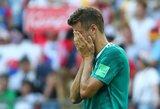 """UEFA atmetė """"Bayern"""" apeliaciją dėl T.Mullerio"""