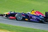 """Bandymuose dominavę """"Red Bull"""" pilotai: """"Dar yra kur tobulėti"""""""