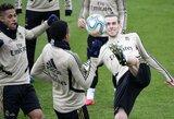 """""""Real"""" žvaigždė G.Bale'as atskleidė, ką veiks baigęs karjerą"""