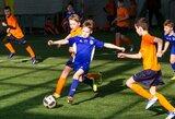 Alytus rodo pavyzdį - dedamas tvirtas pamatas Lietuvos futbolo ateičiai