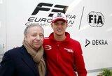 """J.Todtas: """"M.Schumacheris seka savo sūnaus karjerą"""""""