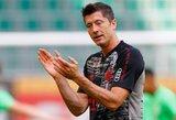 """Goal.com: R.Lewandowskis – pagrindinis pretendentas gauti """"Auksinį kamuolį"""", L.Messi – tik ketvirtas"""
