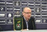 Lietuvos rinktinės startas atrankoje į Europos čempionatą: ar pavyks atsispirti nuo dugno?