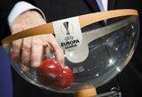 Europos lyga: lietuvių klubai sužinojo galimus varžovus kitame etape