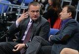 """CSKA prezidentas: """"Pasirodėme katastrofiškai"""""""