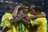 Lietuviai pasaulio futbolo čempionate turi aiškų favoritą