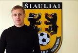A.Jankauskas žais Šiauliuose