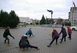 Sportuojantys Lietuvos miestai: mažiau baltos mišrainės ir tingulio