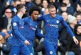 """""""Chelsea"""" žaidėjai nesutiko susimažinti algų"""