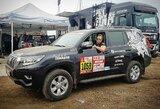 Navigacijos prasme Dakaras yra iššūkis ne tik lenktynininkams