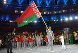 Baltarusijai gresia TOK sankcijos: gali būti uždrausta naudoti šalies vėliavą olimpiadoje