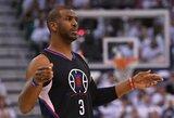 """D.Sternas: """"Jeigu """"Lakers"""" vadovas nebūtų supanikavęs, Paulas žaistų šioje komandoje"""""""