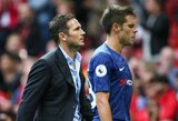 """J.Mourinho kritikos dėl sudėties pasirinkimo sulaukęs F.Lampardas atsikirto: """"Negaliu stebuklingai pagydyti traumuotų žaidėjų"""""""
