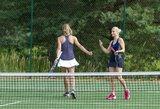 Tarptautiniame teniso turnyre Birštone visus titulus iškovojo lietuviai