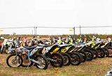 Kalvarijos trasoje – slidaus molio iššūkis Enduro ir Enduro Sprinto čempionato dalyviams