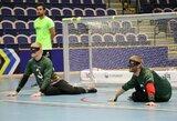 Lietuviai pralaimėjo pasaulio golbolo čempionato mažąjį finalą ir turės dar pavargti dėl vietos Tokijo parolimpiadoje
