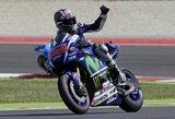 Trasos rekordą pagerinęs J.Lorenzo laimėjo San Marino GP kvalifikaciją