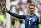 """M.Neueris: """"Vokietijai nereikia jokių pokyčių"""""""