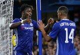 """Anglijos lygos taurė: """"Chelsea"""" ir """"Liverpool"""" – kitame etape"""