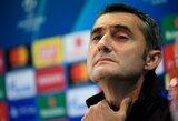 """E.Valverde supranta kritiką """"Barcai"""": """"Paskutinės dvi rungtynės mums nebuvo pačios geriausios"""""""