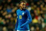 """Legendinio gynėjo C.Puyolio patarimas """"Barcelonai"""" dėl Neymaro: """"Reikia vertinti dabartį, o ne praeitį"""""""