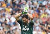 G.Buffonas ruošiasi sugrįžimui: rytoj Turine atliks medicininį patikrinimą