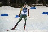 Europos biatlono čempionato starte geriausiai tarp lietuvių sekėsi G.Leščinskaitei